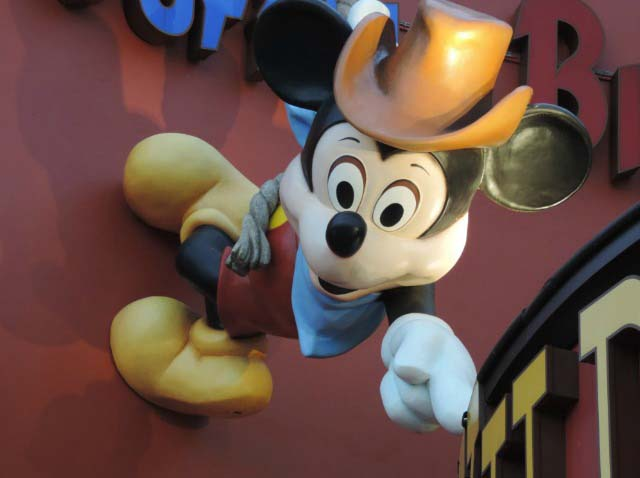 Mickey Mouse model