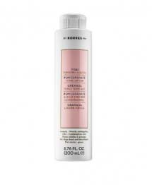 Pomegranate toner for the face by Korres.