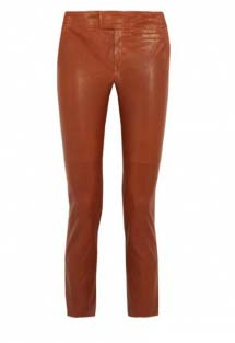Tanned leather pants from Isabel Marant