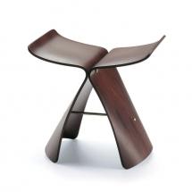 The most beautiful stool: Vitra Butterfly Stool via Nest.co.uk