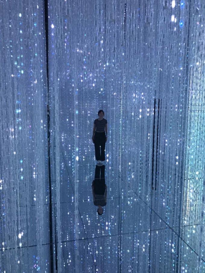 Must See The Digital Art Museum In Tokyo Te Esse By