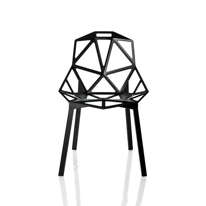 The Maggis Chair by Konstantin Grcic. Image by Nest.co.uk.