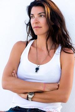 A portrait image of Marina Vernicos.