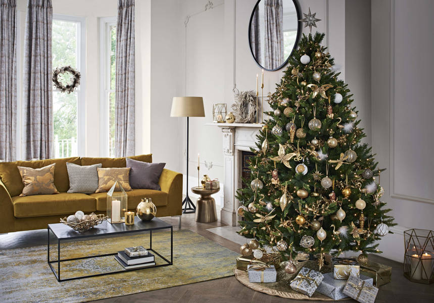 Christmas Tree Decoration Ideas For 2018 2019 Te Esse By Velvet