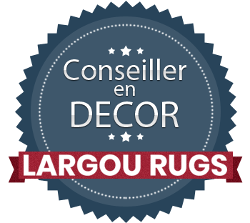 The Conseiller en Decor bagde award.