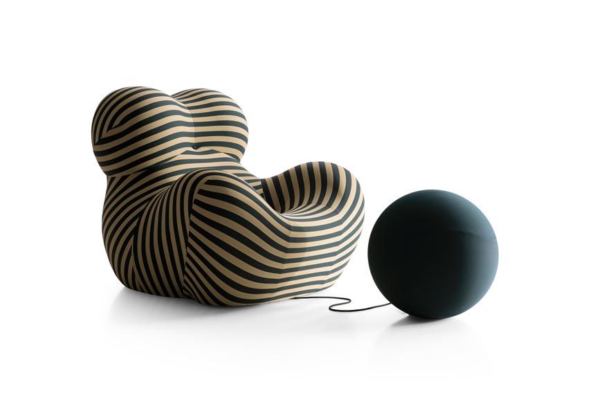 CHAPLINS B&B Italia UP50 Lounge Chair. Image via ChaplinsFurniture.