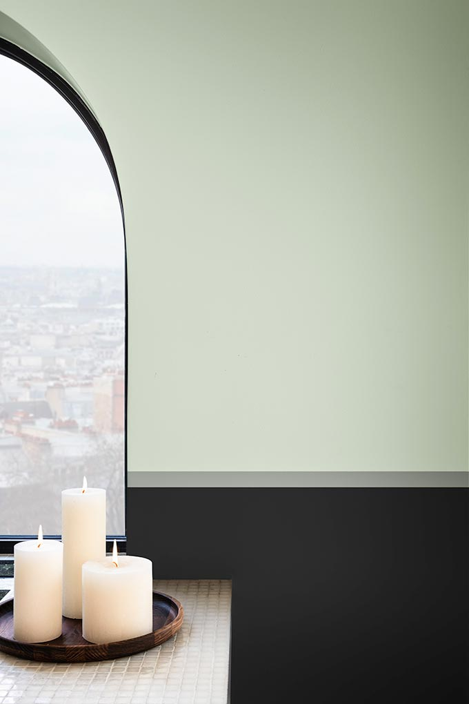 Tranquil dawn dulux color of the year 2020 te esse by velvet - Color of the year 2020 ...