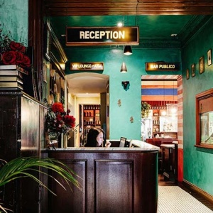 Hotel Harry :: Cuban Inspired Interiors from https://te-esse.com/