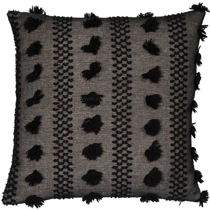 A cut-out image of a boho inspired decorative pillow by Cult Furniture.