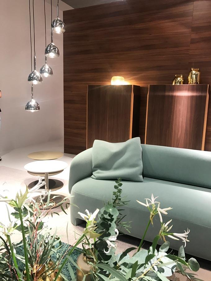 The Taru sofa by Sebastian Herkner for Ligne Roset.